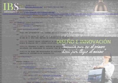 Grupo IBS: Optimización SEO adaptada al diseño web