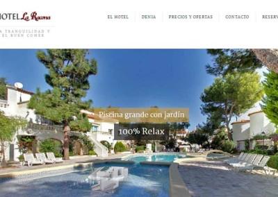 Hotel La Racona – Denia