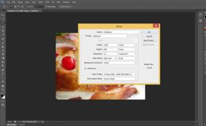optimizar fotos para páginas web con Photoshop