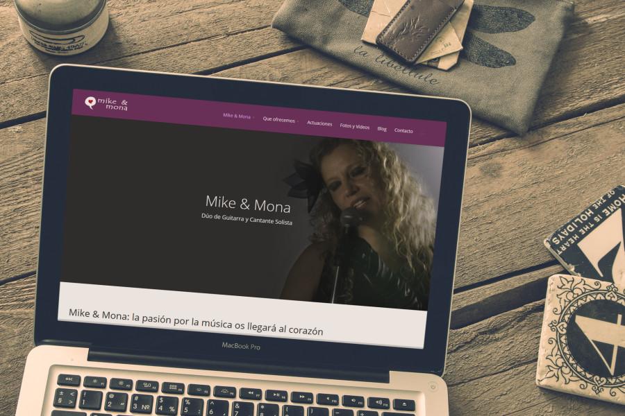 Mike & Mona : Presencia Online