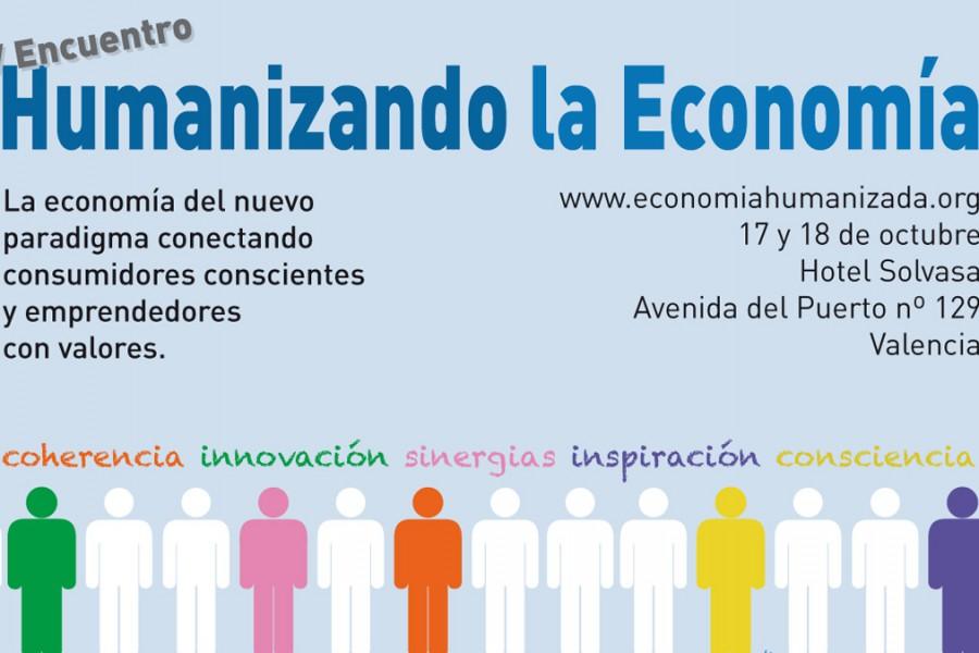 IV Encuentro sobre economía humanizada en Valencia, por Red Sostenible y Creativa