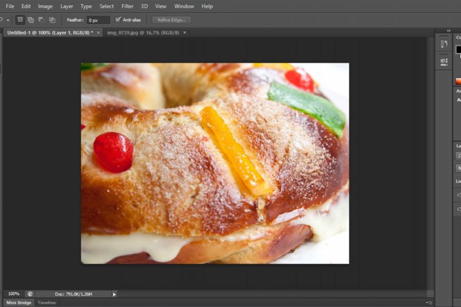 Cómo optimizar imágenes o fotos para páginas web: funciones del programa Photoshop (II)