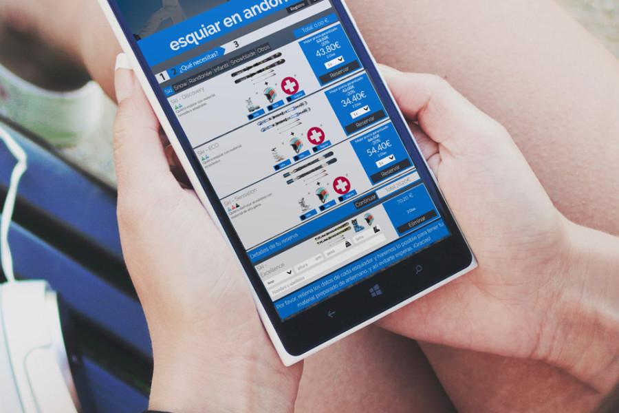 Shusski – Sistema de alquiler online