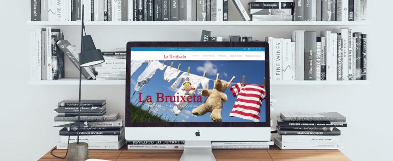 Tintorería La Bruixeta – Entorno comercial online
