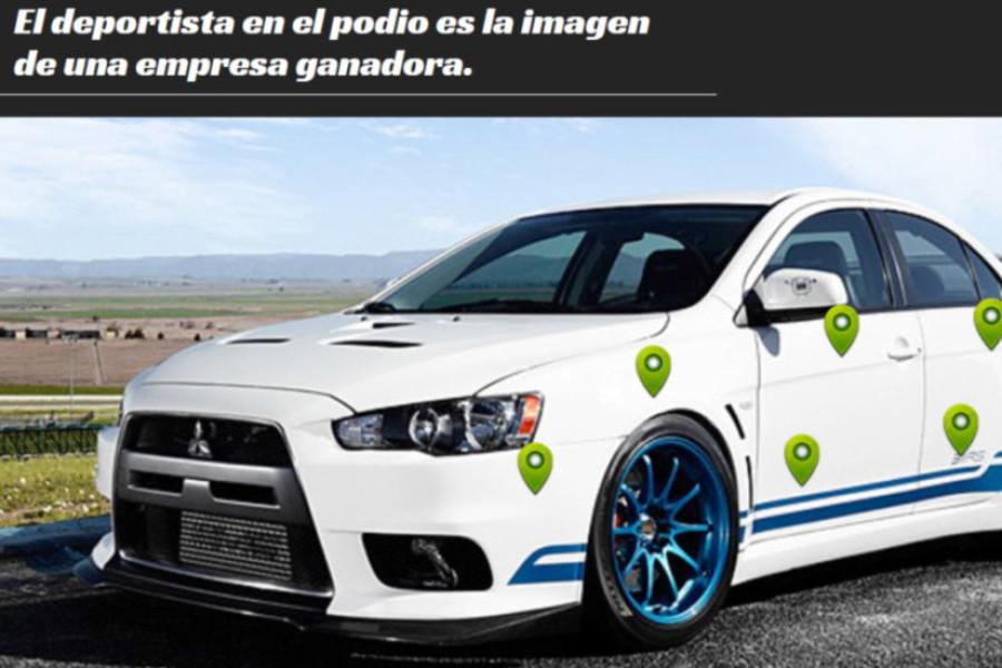 Página web oficial de Joan Carchat, piloto de rally de Andorra