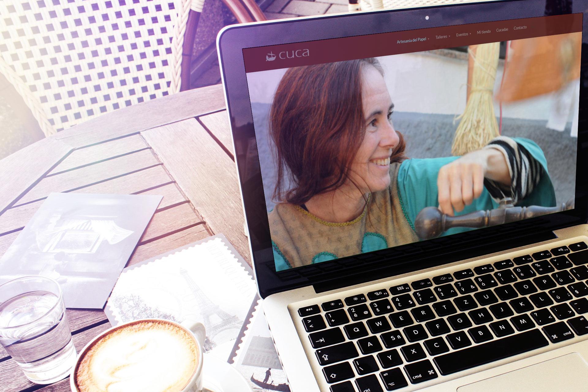 Cuca Balaguer: entorno comercial online
