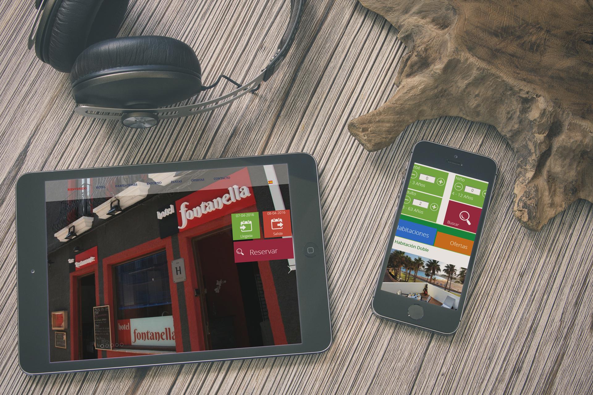 Hotel Fontanella – Entorno comercial