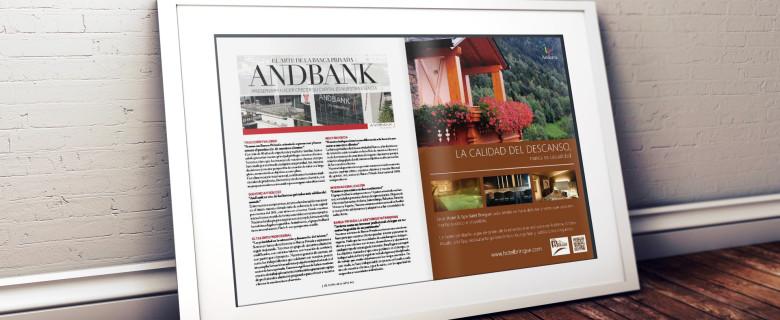 Anuncio Revista Atlántida Viatges